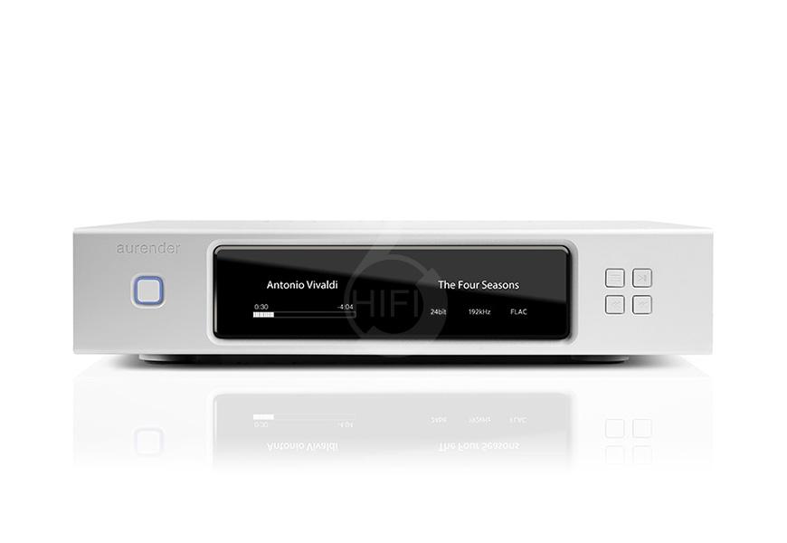 Aurender N10 数播,Aurender 数字转盘,Aurender 数字音乐播放器