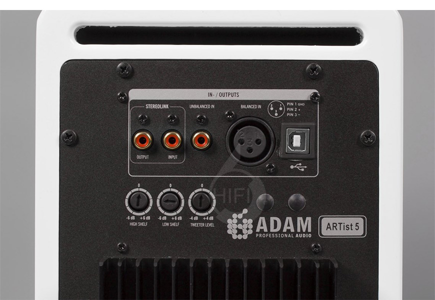 亚当 ARTist 5 有源书架箱,ADAM ARTIST 5,Adam ARTist 5