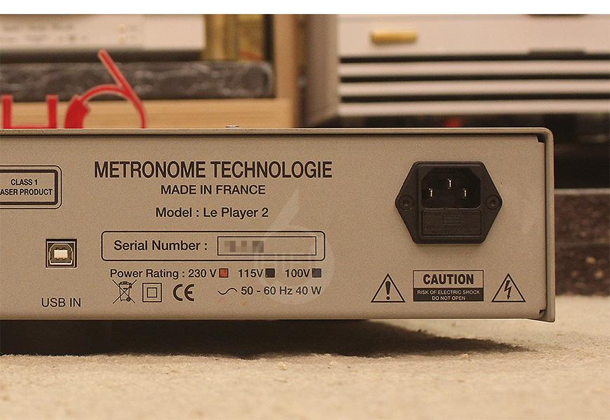 Metronome Le Player 2,文豪 Le Player 2,文豪LE2 CD机