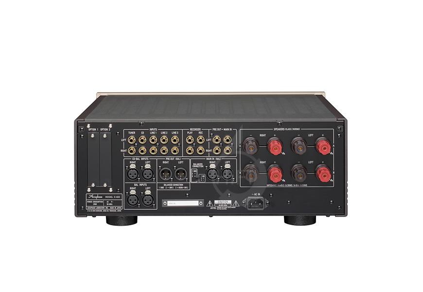 Accuphase E-650,金嗓子 E-650 合并机,金嗓子功放