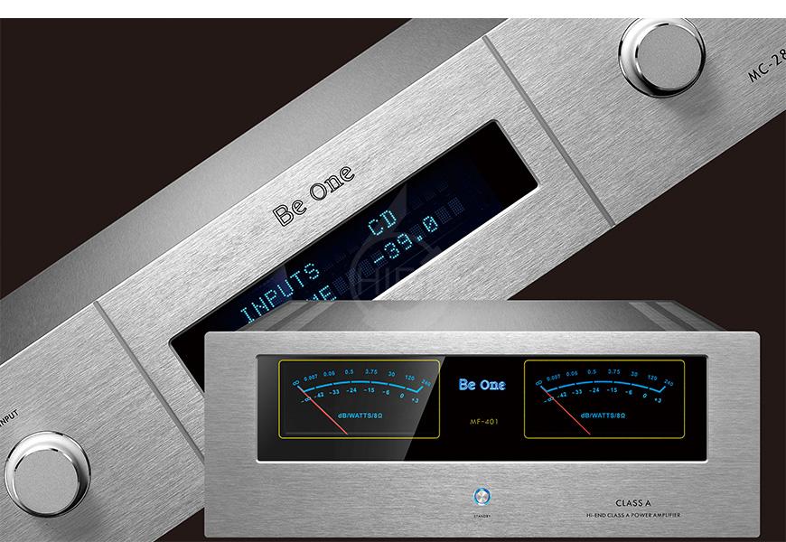 BeOne比韵 MF-401 立体声后级,比韵功放