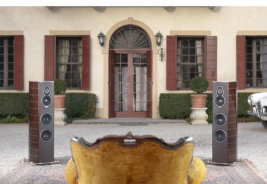 世霸势霸传承系列中名琴,Sonus Faber Serafino Tradition,势霸Sonus Faber 音箱