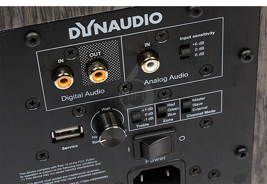 丹拿 焦点30XD 有源落地箱,Dynaudio Focus 30XD,丹拿音箱