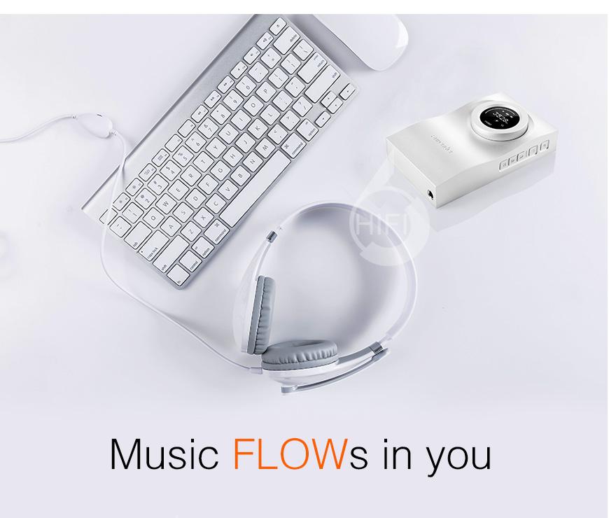 Aurender FLOW耳放,hifi耳机,hifi解码