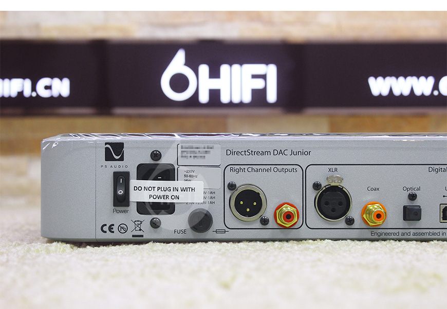 美诗PS DirectStream Junior,美诗PS解码器,hifi解码