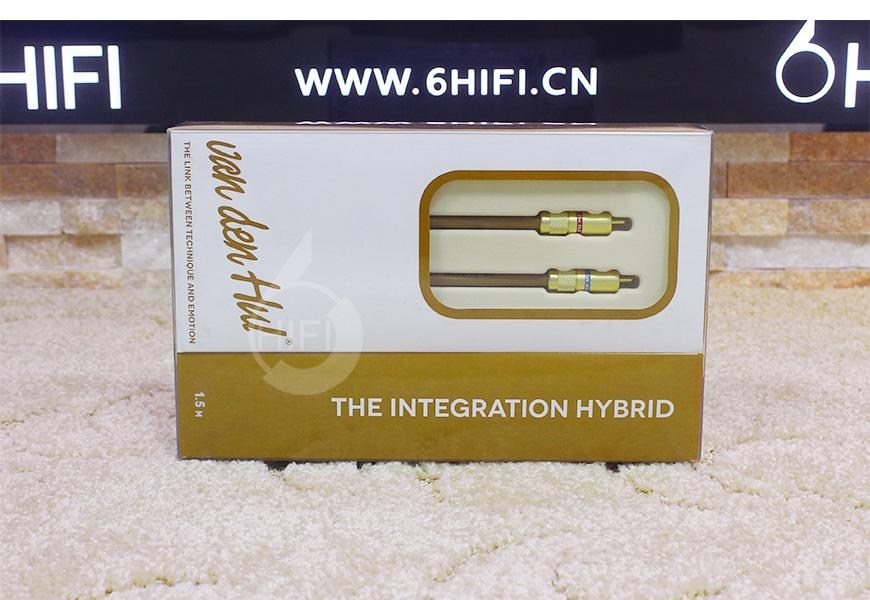 范登豪VDH THE INTEGRATION HYBRID RCA,范登豪信号线