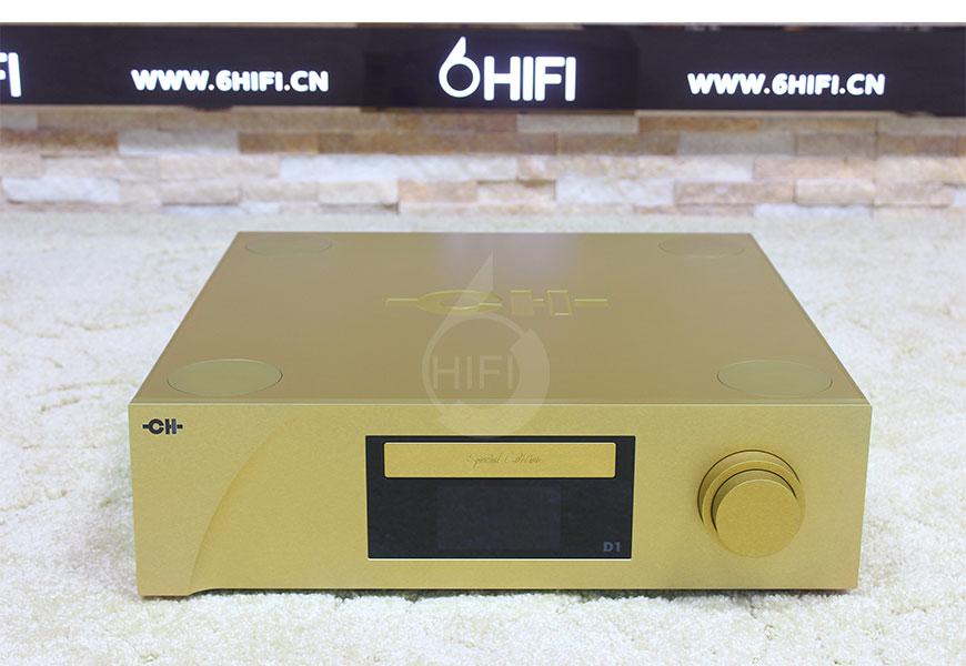 CH Precision D1 Special Edition,CH D1SE 黄金限量版 SACD播放器