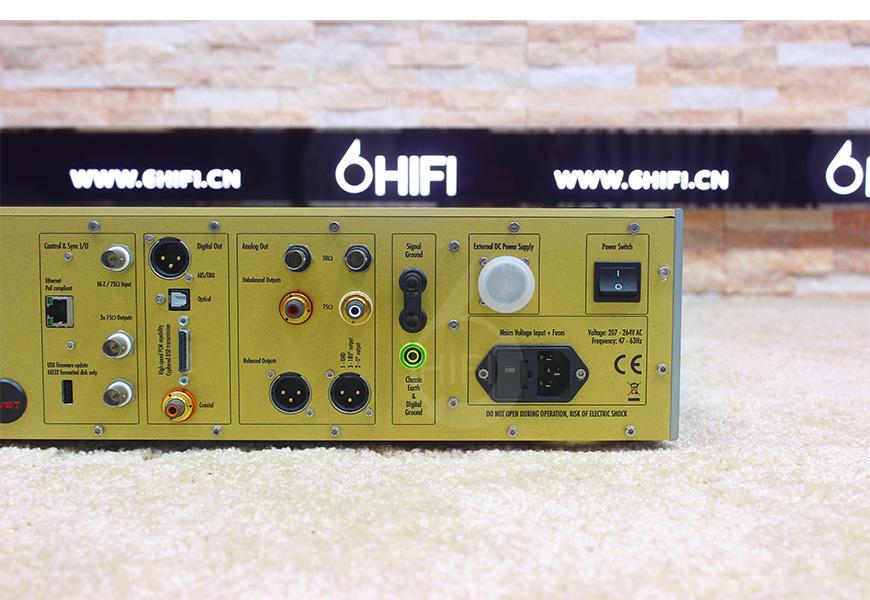 CH D1SE特别版,CH Precision D1 Special Edition SACD播放器
