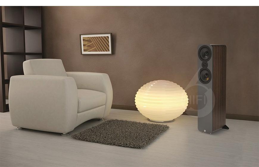 英国Q牌 Acoustics 3050 落地箱,英国Q牌音箱