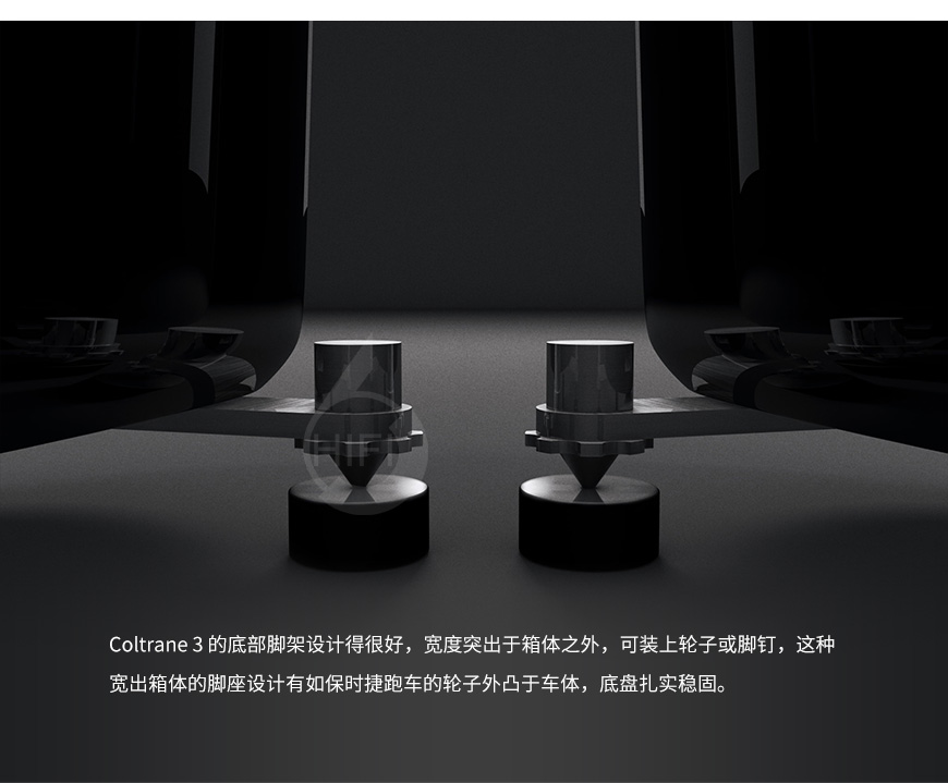 Marten Coltrane 3,马田Marten 音箱