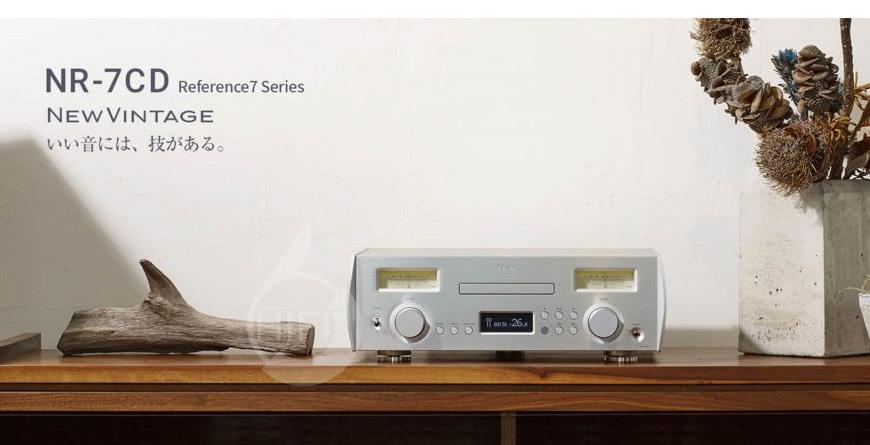 第一音响NR-7CD,TEAC NR-7CD,日本第一音响功放