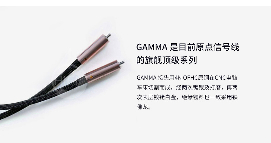 原点Increcable GAMMA,原点信号线