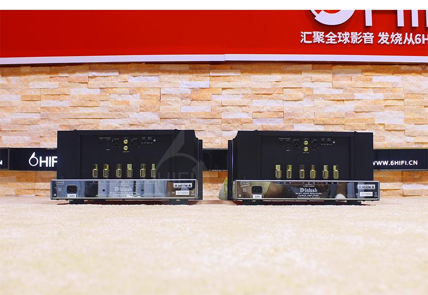 麦景图MC611,Mclntosh MC611,麦景图功放