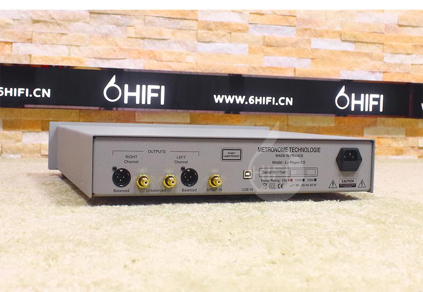 Metronome LE 2S,文豪 LE 2S CD机