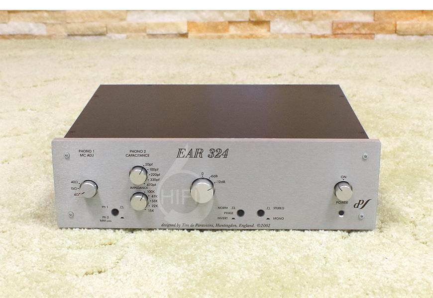 EAR 324,EAR唱放,黑胶唱放