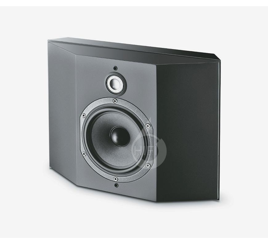 Focal Chorus SR 700,劲浪环绕音箱