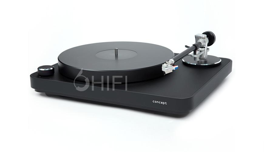 清澈 Concept,ClearAudio Concept,清澈黑胶唱机