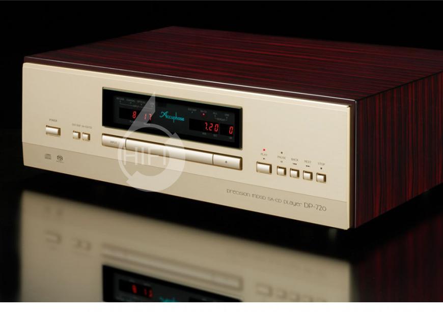 Accuphase DP-720,金嗓子 DP-720,金嗓子CD机
