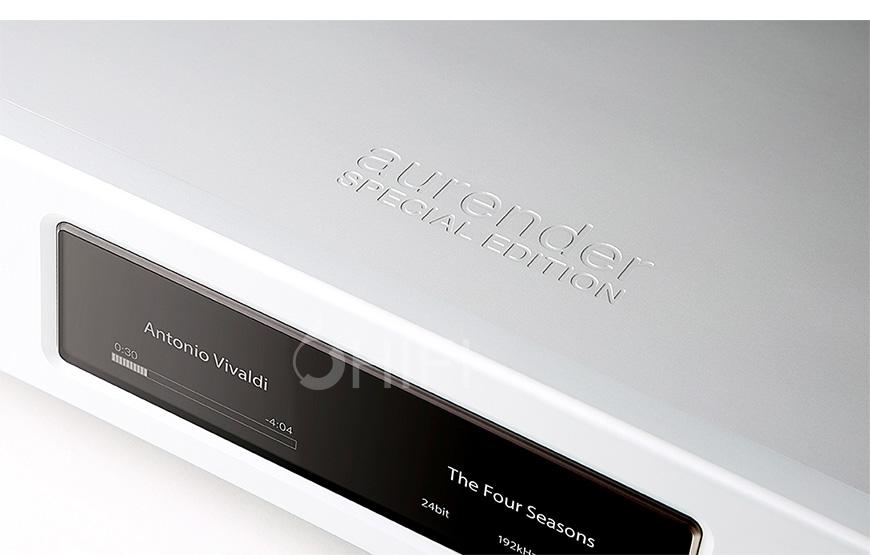 Aurender W20SE,Aurender 数字转盘,Aurender 数播