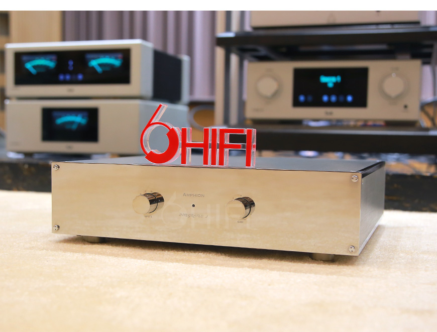 Amphion INTEGRATED 3,Amphion INTEGRATED 3 合并机,INTEGRATED 3