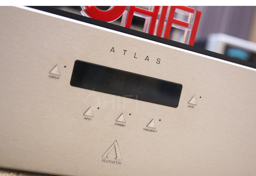 Aesthetix Atlas 单声道后级,Aesthetix Atlas 后级,雅士Atlas 单声道后级