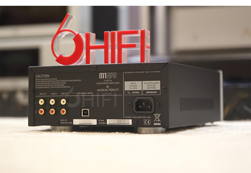 音乐传真 M1 HPA,Musical Fidelity M1 HPA,音乐传真一体机