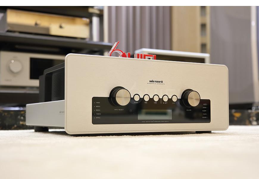 ARC GSPre 真空管前级,Audio Research GSPre,ARC 真空管功放