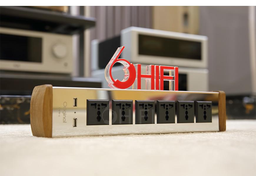 原创OPW-1,Original OPW-1,原创 6位排插