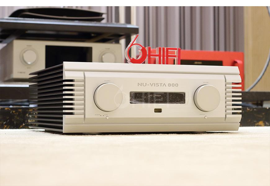英国 音乐传真 Musical Fidelity Nu-Vista 800 合并机,音乐传真 合并机,英国 Musical Fidelity Nu-Vista 800,英国 音乐传真