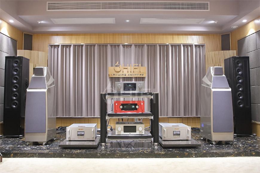 Tandem audio D2 Design,Tandem audio 新旗舰系列机架,音响机架