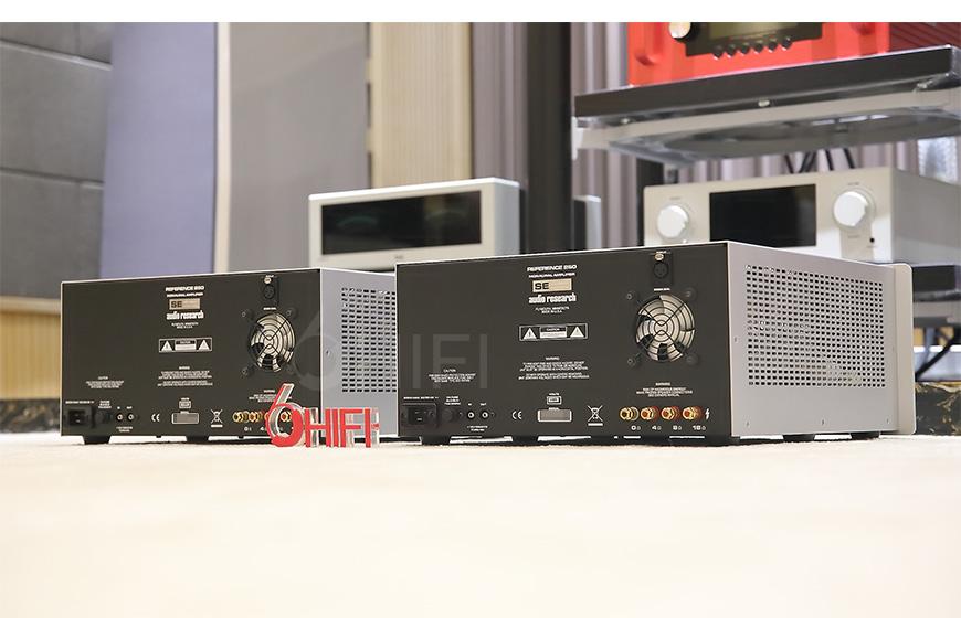 美国 ARC 参考250 SE,ARC REF 250 SE,Audio Research Reference 250 SE 限量版真空管后级,美国 ARC