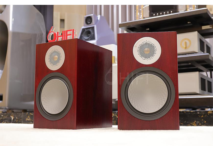 英国 猛牌 Monitor Audio Silver 银100 书架箱,猛牌 Silver 银100 书架箱,英国 Monitor Audio Silver 100,英国 猛牌