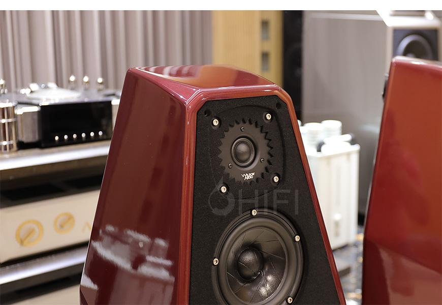 美国 威信 Wilson Audio Sabrina 落地箱