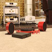 音响发烧站,hifi音响排名,家庭影院音响,音乐传真Musical Fidelity Merlin 1梅林组合-Round Table唱机 Merlin 1扩音 Merlin 1音箱【全新特价】
