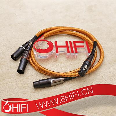 高度风 Ortofon Reference interconnect Bronze cable XLR平衡信号线【全新行货】