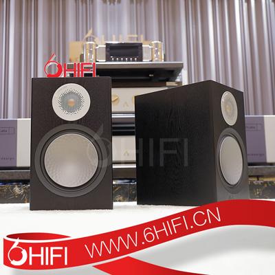 猛牌 Monitor Audio Silver 银100 书架箱【全新行货】